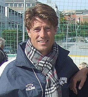 Brian Laudrup Danish former footballer