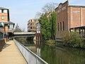 Bridge over the River Wey - geograph.org.uk - 1210065.jpg