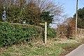 Bridleway leads off Honeycritch Lane - geograph.org.uk - 1200977.jpg