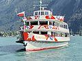 Brienz - BLS 'Jungfrau' - Seepromenade 2016-08-11 17-46-28.JPG
