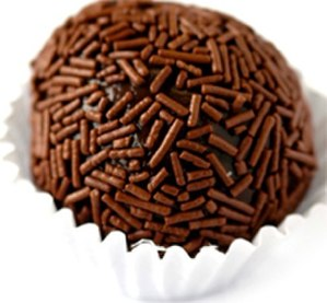 Culture of Brazil - Brigadeiro is a very popular candy in Brazilian birthday parties.