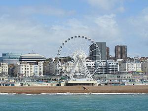 Brighton Wheel - The Brighton Wheel in June 2012