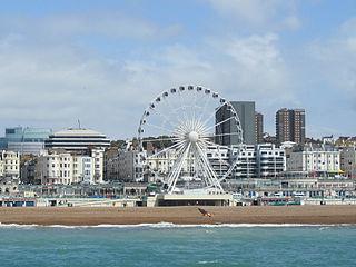 Brighton Wheel Ferris wheel in Brighton, England