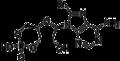 Bromoadenosine cyclic monophosphate.png