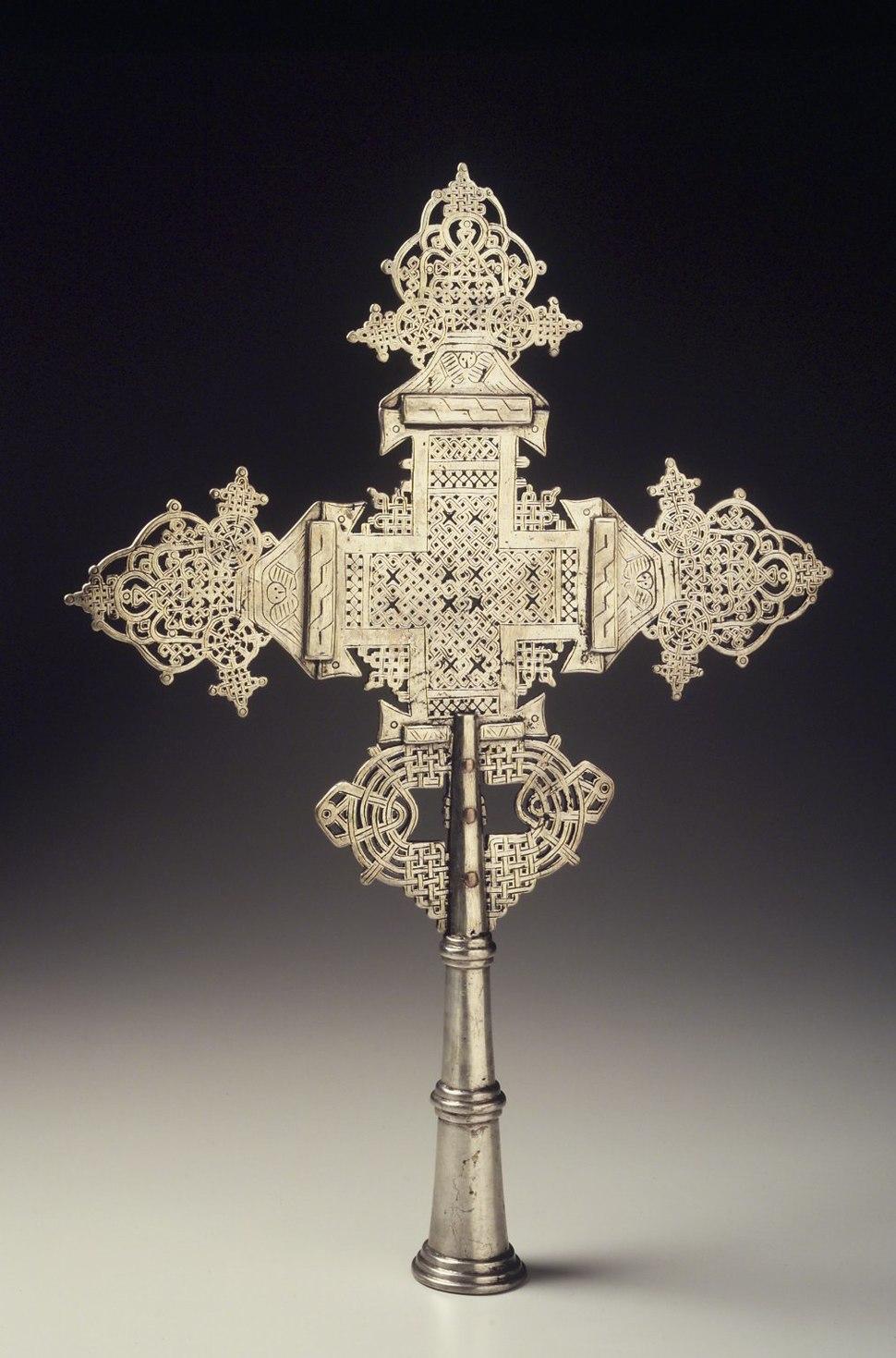 Brooklyn Museum 2000.123.1 Processional Cross