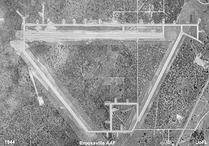 Brooksville Army Airfield - Brooksville Army Airfield - 1944