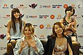 Brown Eyed Girls Meet the Press in Hanoi, May 27, 2012 (7279971750).jpg