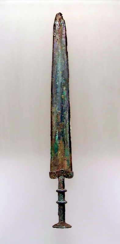 Brozen Sword