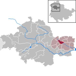Bruchstedt - Image: Bruchstedt in UH