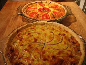 Brunch Quiche