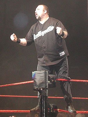 Bubba Ray Dudley - Bubba Ray was a singles competitor for the Raw brand in 2002.