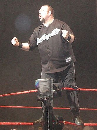 Bubba Ray Dudley - Bubba Ray was a singles competitor for the Raw brand in 2002