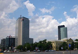 Sector 1 (Bucharest) - Piața Victoriei
