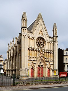 Buckingham Baptist Chapel church in Bristol, UK