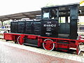 Bucuresti, Romania, Gara de Nord, Expozitie de locomotive si vagoane de colectie (iunie 2014)(8);B-II-m-B-18803.JPG