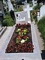 Bucuresti, Romania. Cimitirul Bellu Catolic. Mormantul Compozitorului Dan Iagnov. Aprilie 2018.jpg