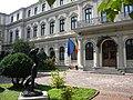 Bucuresti, Romania. MUZEUL COLECTIILOR DE ARTA. PALATUL ROMANIT. (exterior)(3) (B-II-m-B-19862).jpg