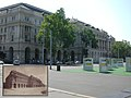 Budapest - Vidékfejlesztési Minisztérium - panoramio.jpg