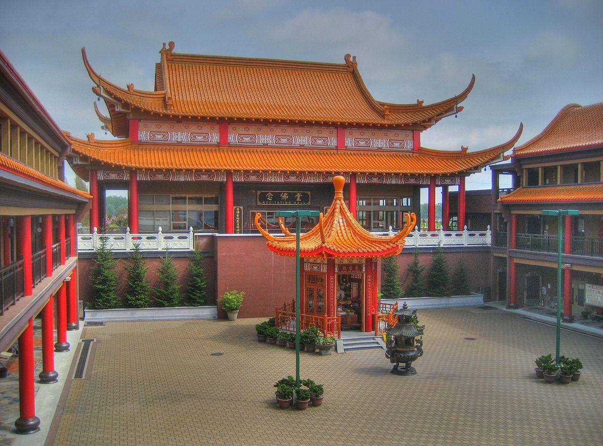 Ling Yen Mountain Temple - Wikipedia