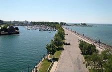 Buff harbor