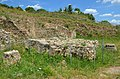 Building B of the the Northern area of the Forum, Rusellae, Etruria, Italy (30227138678).jpg