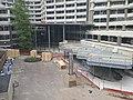 Building the public entrance of the temporary Dutch Parliament, 9 juli 2019.jpg