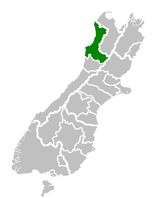 Buller District - Image: Buller Territorial Authority