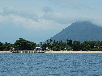 North Sulawesi - Image: Bunaken Manado Tua 2