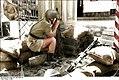 Bundesarchiv Bild 101I-303-0587-22, Italien, Fallschirmjäger in Stellung in Gebäude Recolored.jpg