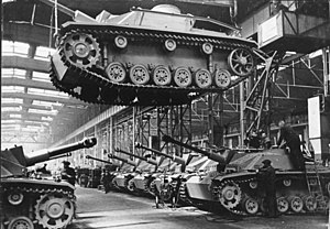 Alkett - Production of the Sturmgeschütz III and Sturmhaubitze 42 at Alkett