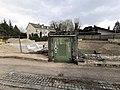 Bunker Grünwald Zeillerstraße 8 für Überbau präpariert Haupteingang Straße.jpg