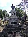 Bustul inspectorului de artilerie Mihai Pastia.JPG