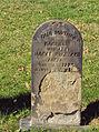 Buzzard (Rachel), Brush Creek Cemetery, 2015-10-26, 01.jpg