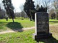 Były cmentarz Józefa i Brygidy przy alei Zwycięstwa w Gdańsku.JPG