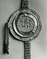Byzantine - Belt Section with Medallions of Constantius II and Faustina - Walters 57527 - Side A.jpg
