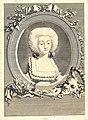 Cécile Caroline Charlotte Vanhove (1770-1860) - Portrait original d'après nature gravé en 1786 par Charles Etienne Gaucher.jpg