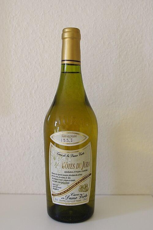 Côtes-du-jura blanc 1997.jpg