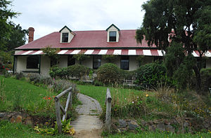 Koonya, Tasmania - Officers quarters for the penal colony