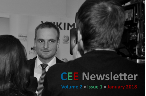 CEE Newsletter - cover photo - Vol 2, Issue 1, January 2018.png