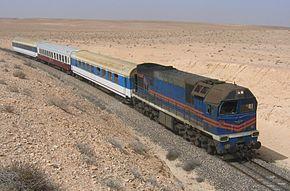 TE114型柴油机车