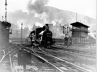 CGR 3rd Class 4-4-0 1903 - Image: CGR 3rd Class 4 4 0 1903 Cape Town