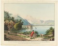 CH-NB - Chillon, Schloss, von Norden - Collection Gugelmann - GS-GUGE-MECHEL-A-2.tif
