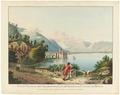 CH-NB - Chillon, Schloss, von Norden - Collection Gugelmann - GS-GUGE-MECHEL-A-2.tif