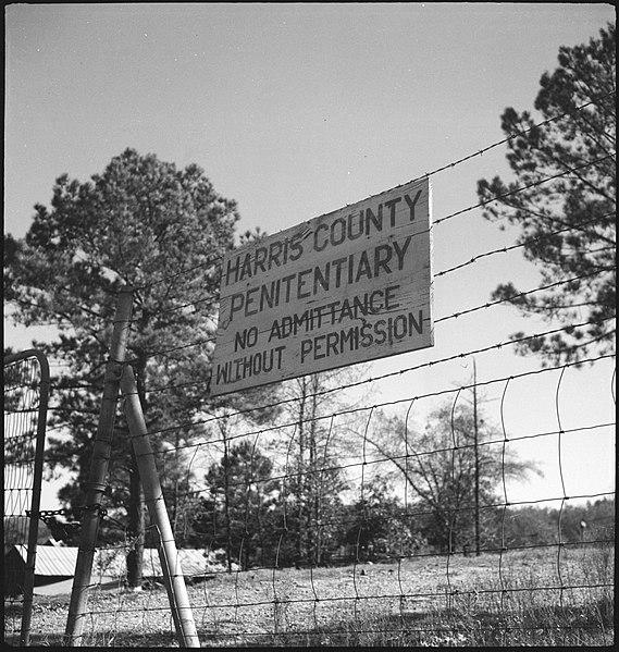 File:CH-NB - USA, Harris County-GA- Gefängnis - Annemarie Schwarzenbach - SLA-Schwarzenbach-A-5-11-071.jpg