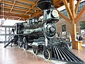 CPR Steam engine No 374 2011.jpg