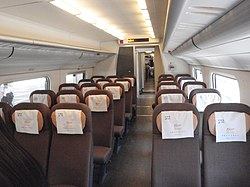 CRH5 2nd fixed seat.JPG