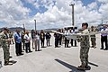 CRS 2 sailors conduct a system check of an RQ-20B Puma during visit to U.S. Naval Base Guam by Palau Vice President and his delegation - 2.jpg
