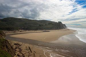 San Gregorio State Beach - Image: CRW 2419