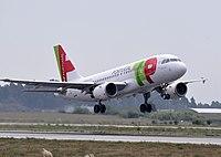 CS-TTA - A319 - TAP Portugal