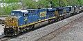 CSX Transportation - 752, 3271, & 2426 diesel locomotives (Marion, Ohio, USA) (42504825044).jpg